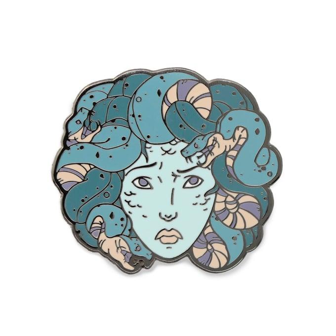 Image of Mythical Mishaps: Medusa