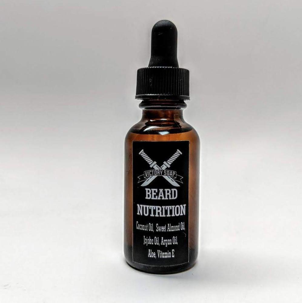 Image of Beard Nutrition (Mahogany Teakwood)