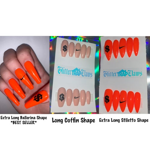 Image of Mary Jane Press On Nails