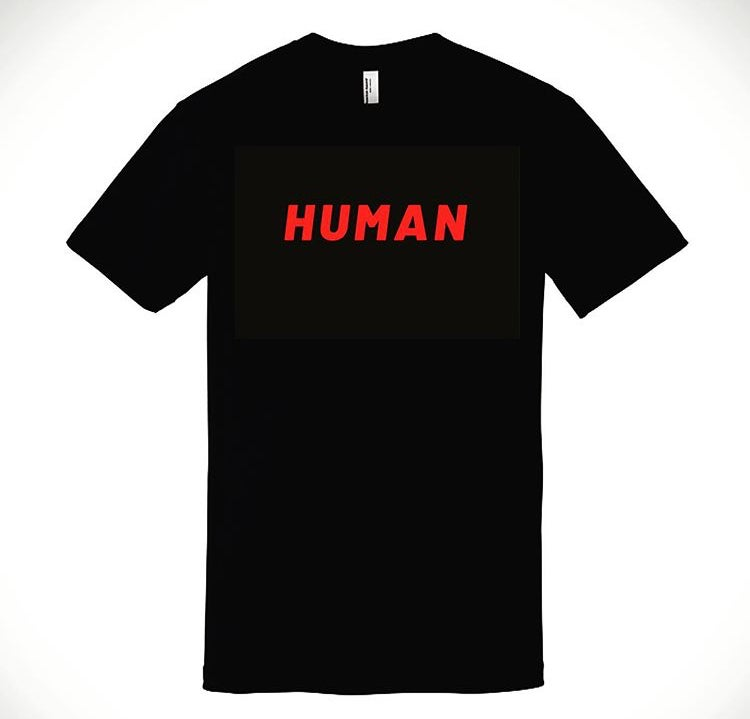 "Image of ""Human"" T 