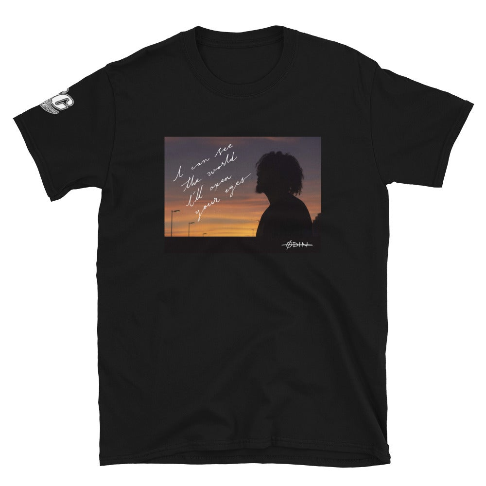 Image of Josiah Odin I Can See The World Tee