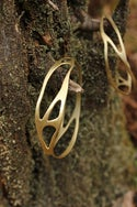 Brass Macro Bangle