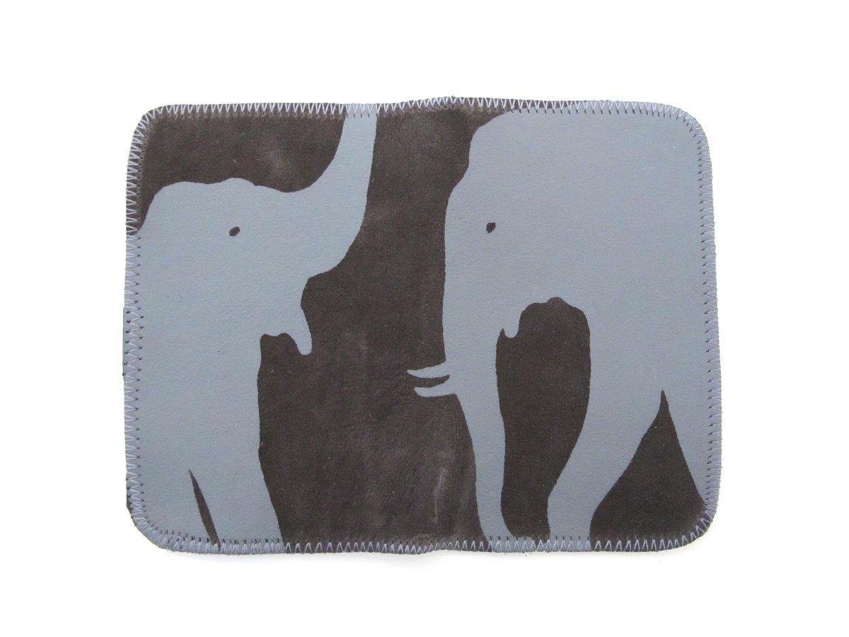 Image of Grey Elephant Card Holders