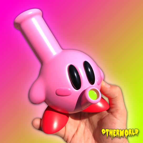 Image of KIRBONG vinyl figure