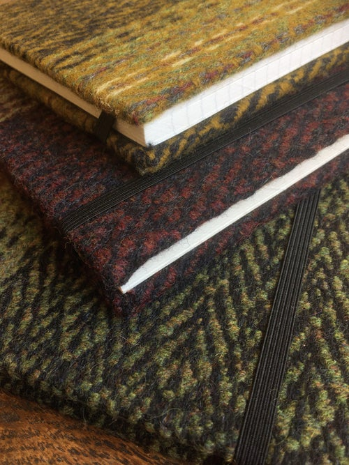 Image of Moss 'Gatsby' covered journal