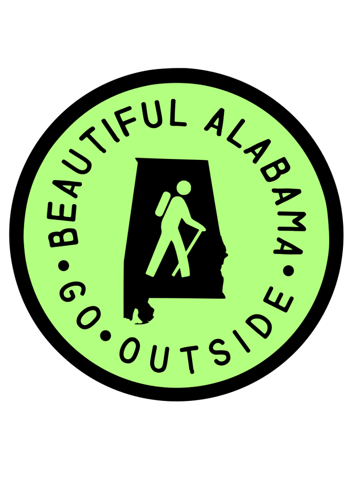 Image of Go Outside Alabama Decal