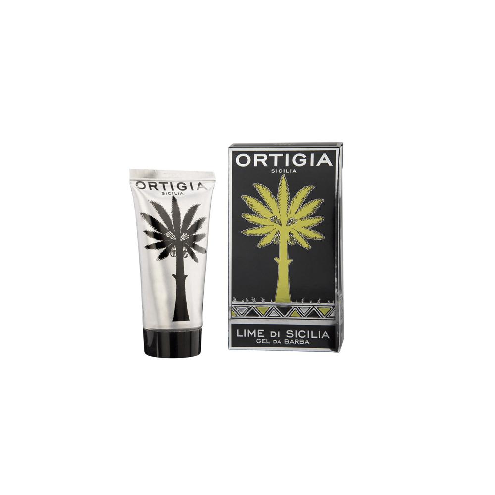 Image of Ortigia Lime Shaving Gel