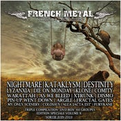 Image of French Metal compilation