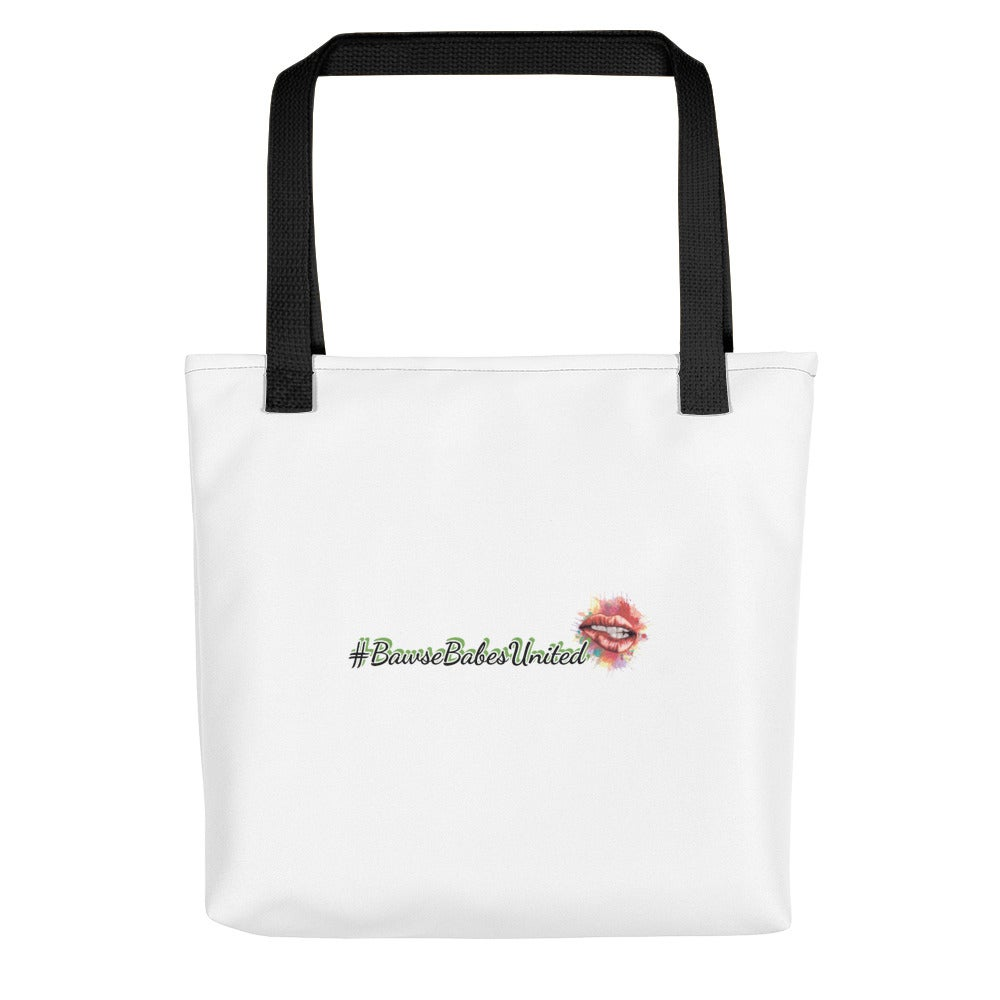 Image of Bawse Babes United💋 Essentials Tote bag