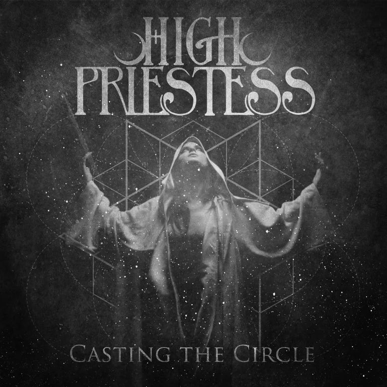 Image of High Priestess - Casting the Circle CD Digipak
