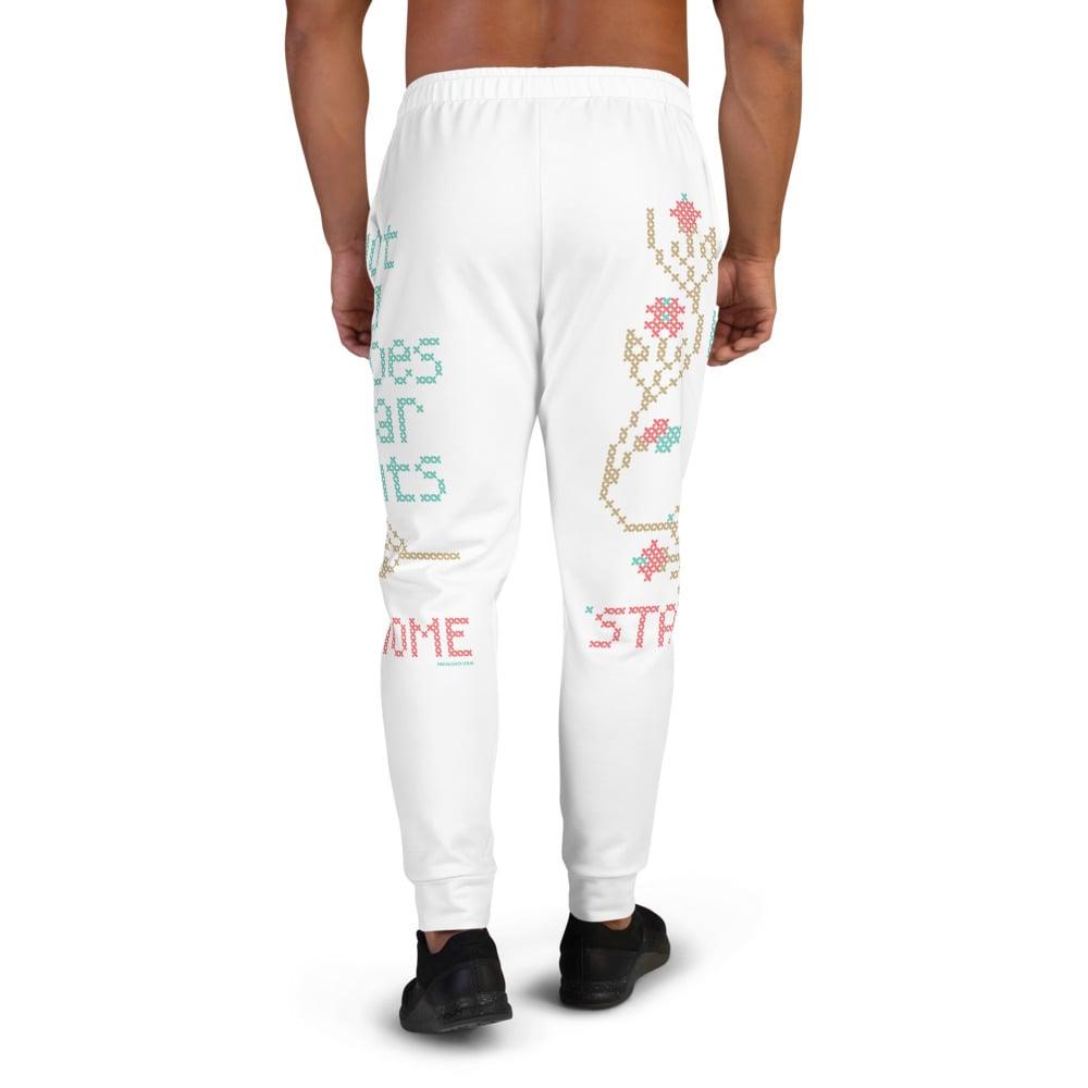 """Not All Heroes Wear Pants"" Men's Joggers"