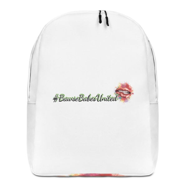 Image of #BawseBabesUnited💋Backpack