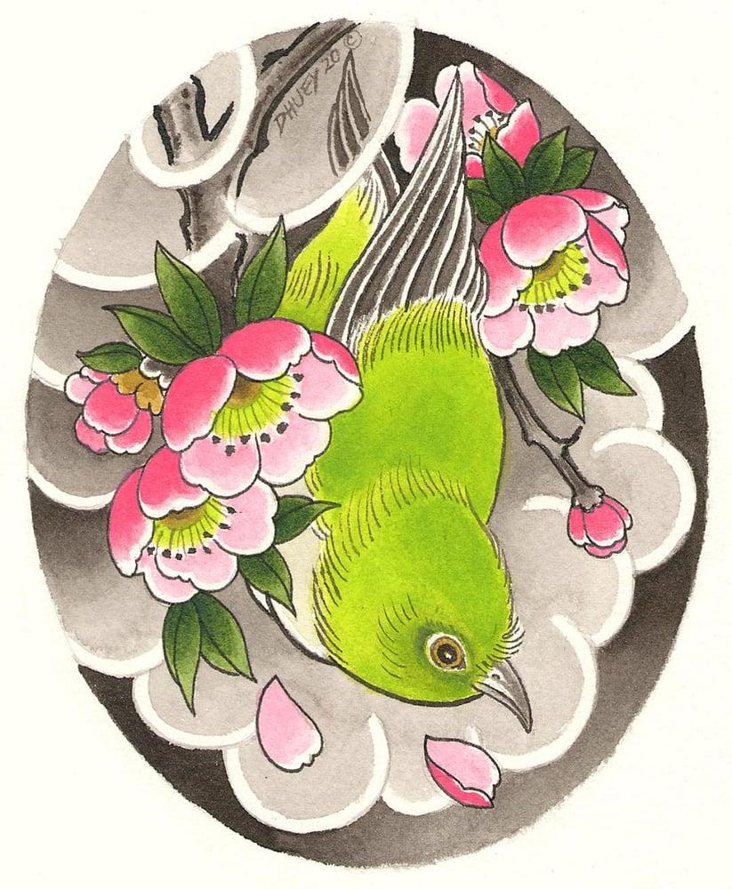 Image of Green Birds