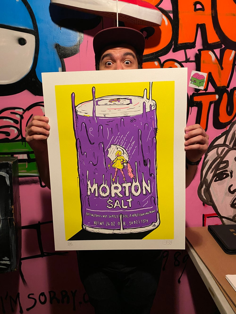 Morton Salt Grime