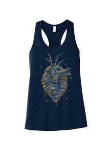 Image of I'LL BEE IN YOUR HEART Ladies Tank PRE-ORDER