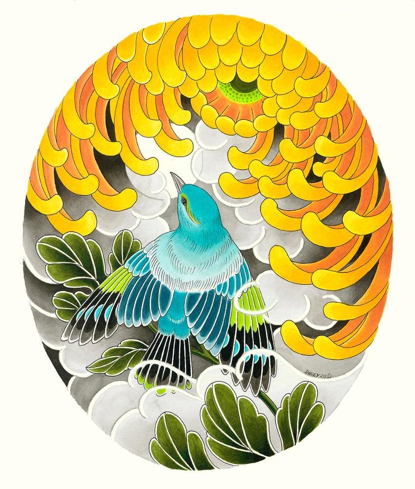 Image of Blue Bird