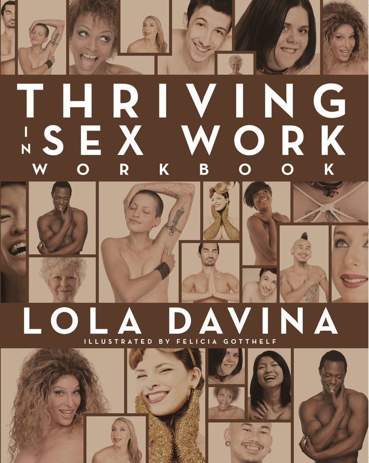 Book Set: Coming Out Like a Porn Star and Thriving in Sex Work (workbook)