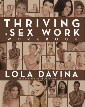 Image of Book Set: Coming Out Like a Porn Star and Thriving in Sex Work (workbook)