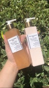 Coco butter Cashmere Body Wash & Lotion