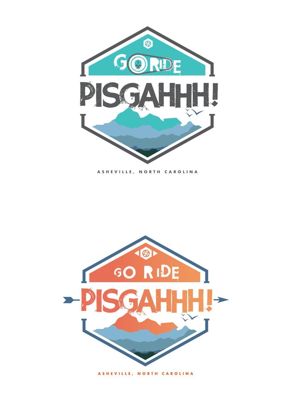 Go Ride Pisgahhh!