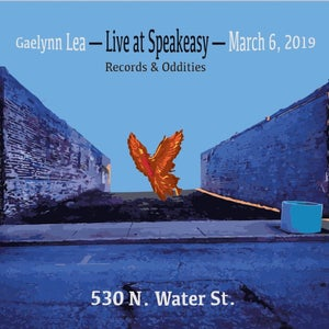 Image of Gaelynn Lea Live at Speakeasy Records & Oddities