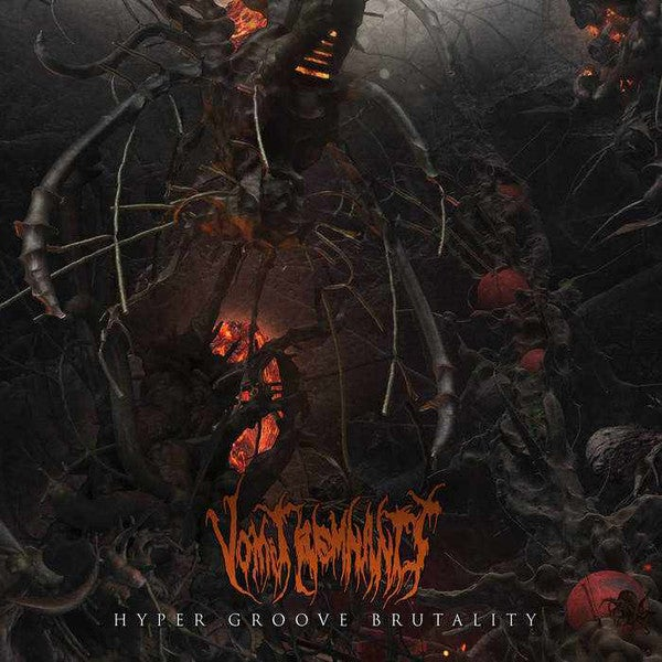 Image of VOMIT REMNANTS - Hyper Groove Brutality CD