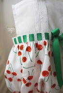 Image 2 of Vintage Cherry Primrose Sunsuit