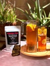 Grounding Stimulus Kit With Tea & Tiger's Eye Crystal