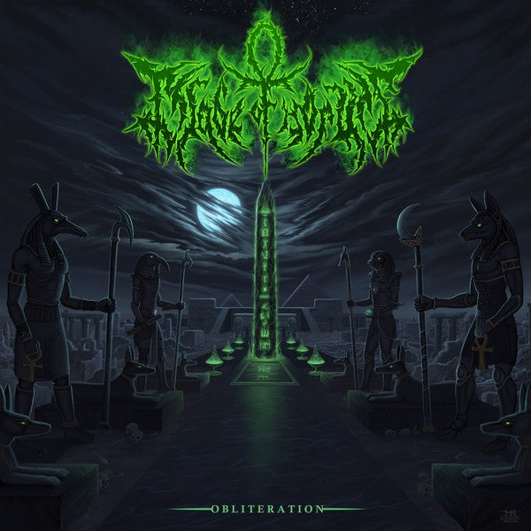 Image of BLADE OF HORUS - Obliteration