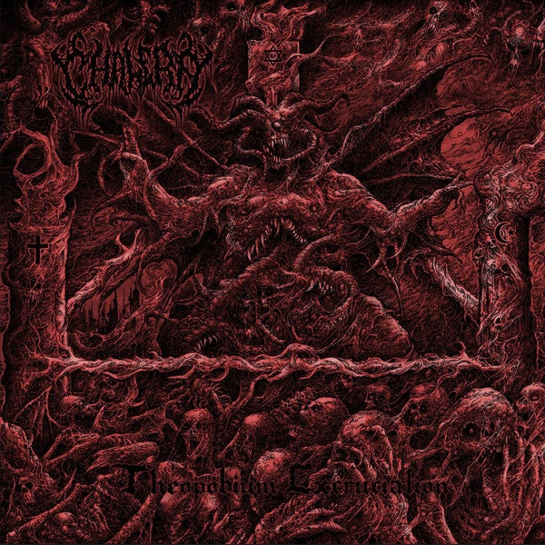 Image of CHALERA - Theophobium Excruciation CD
