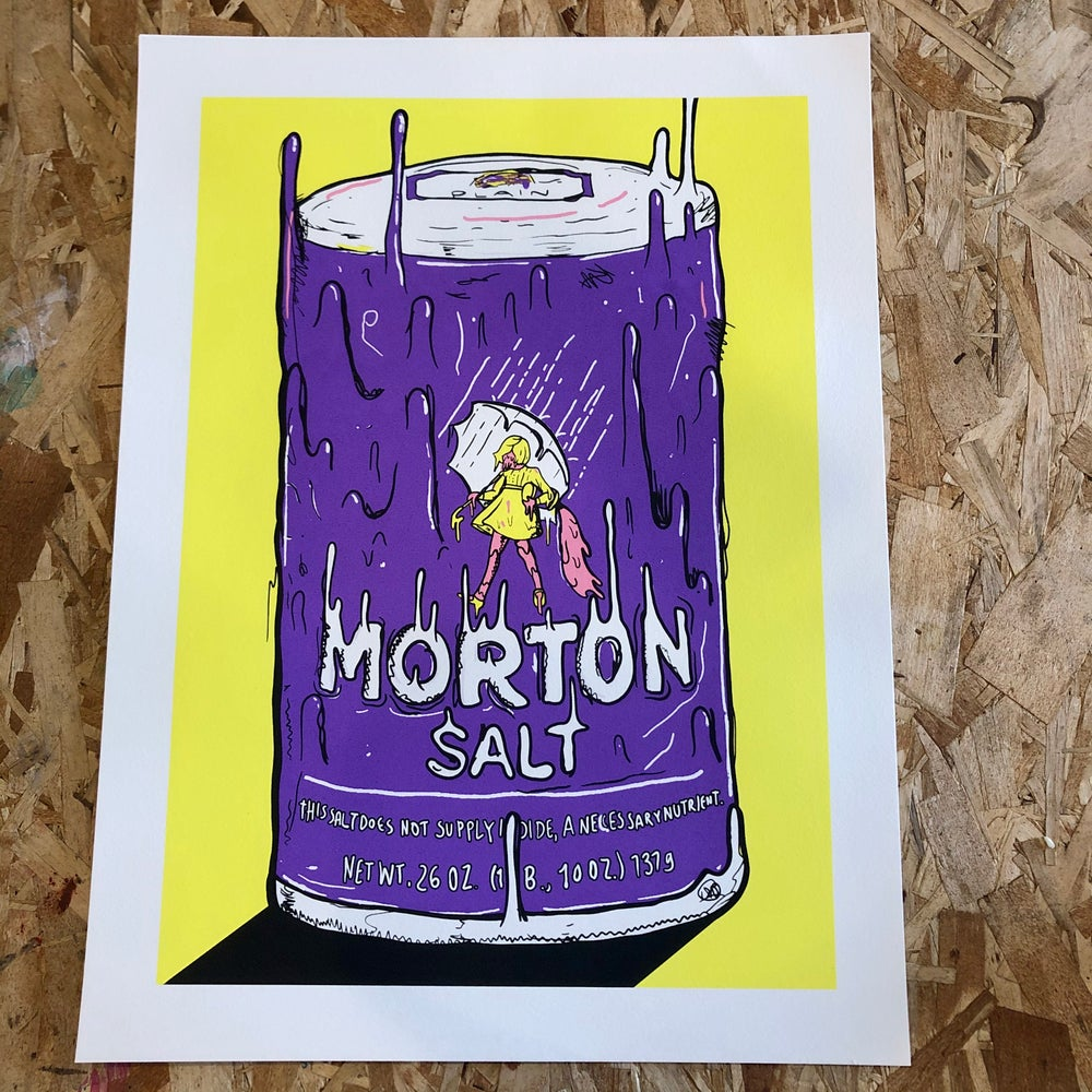 Image of DeLaDeso: Morton Salt