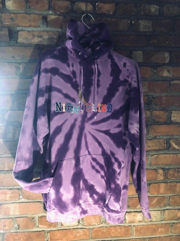 Image of NightGrind Purple (Tie-dye)