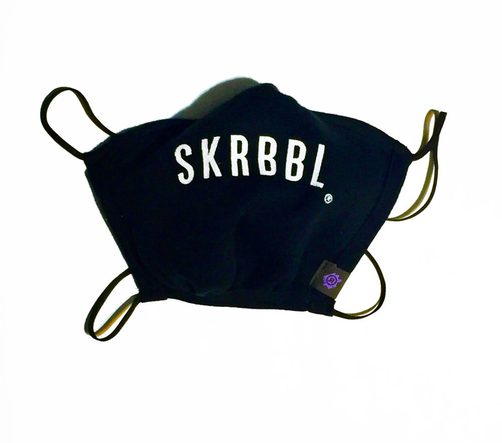 Image of *SKRBBL® Originals mask