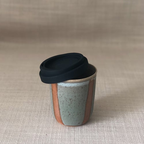 Image of HIGHWATER DARK STIPY TALL TRAVEL CUP