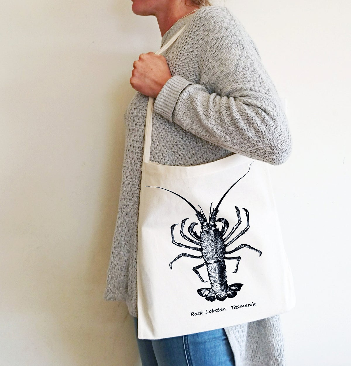 Rock Lobster Tote