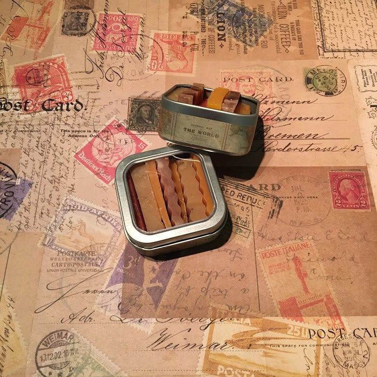 Image of TRAVEL TIN SOAP