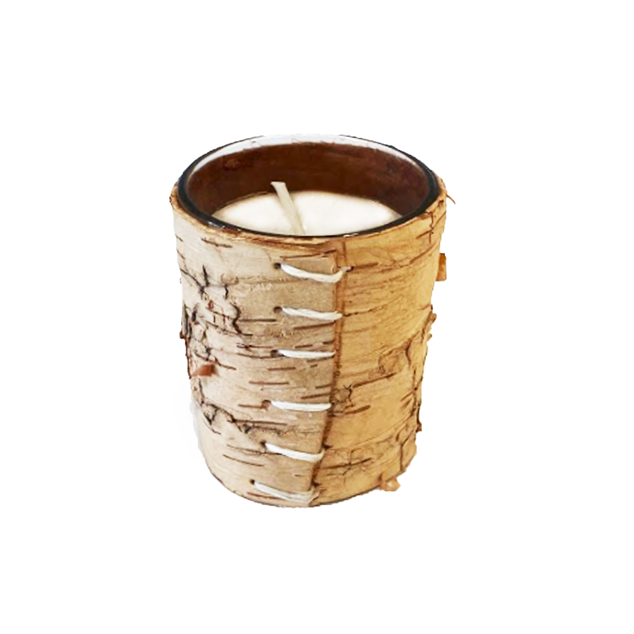 Image of Birch Bark Votive