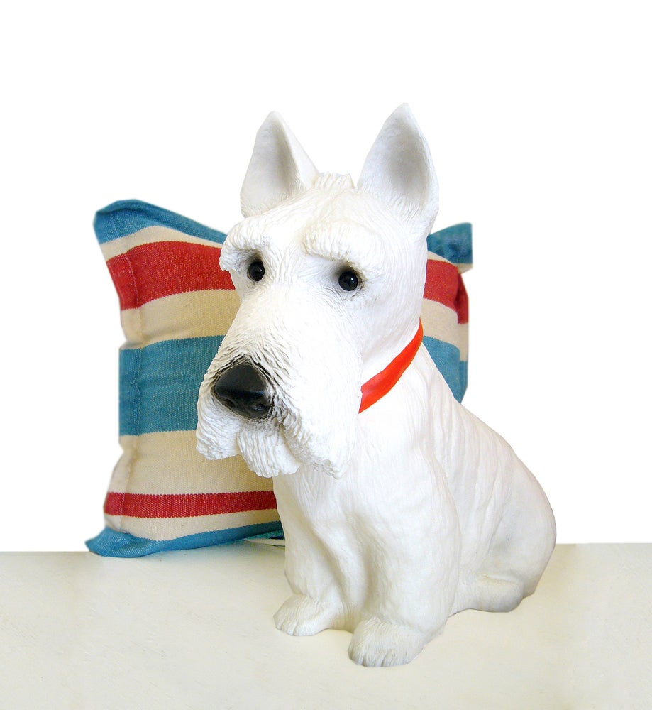 Image of Scottie Dog Lamp