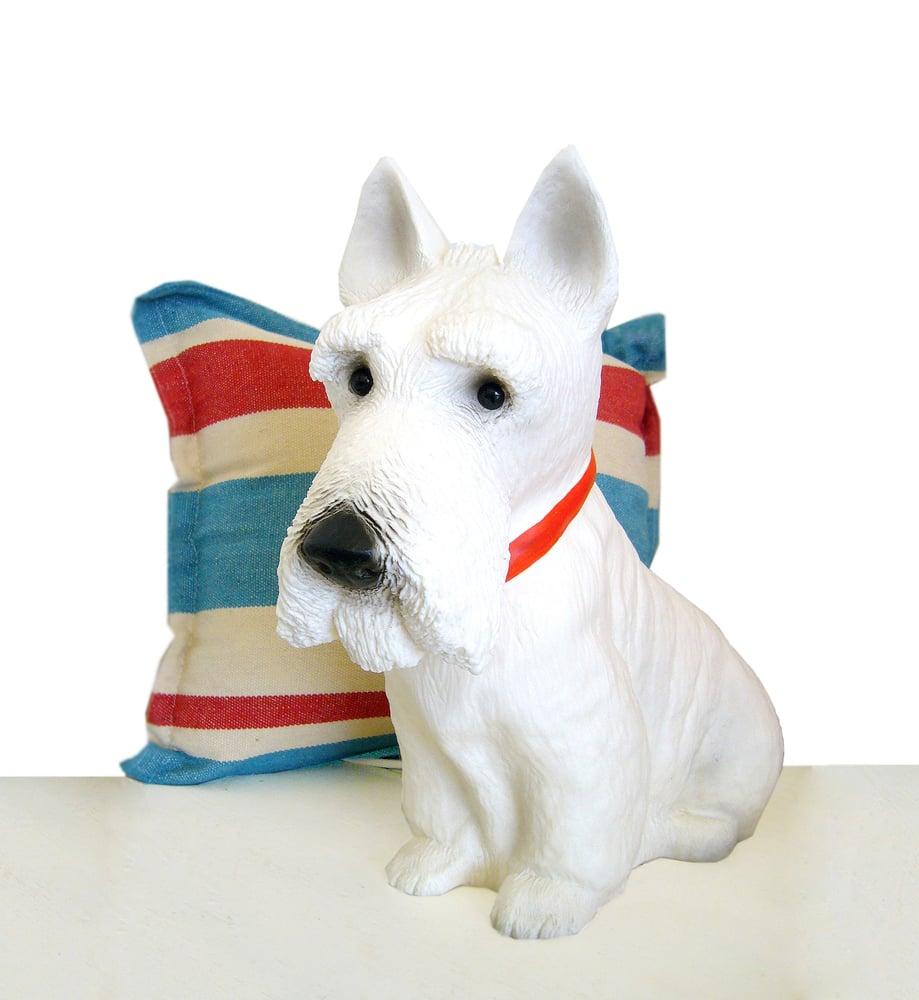 Image of Scottie Dog Lamp