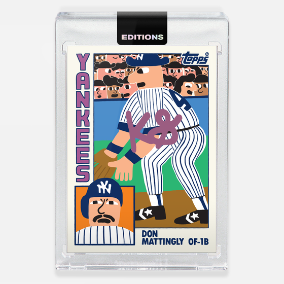 Image of 1984 Mattingly 'Purple'