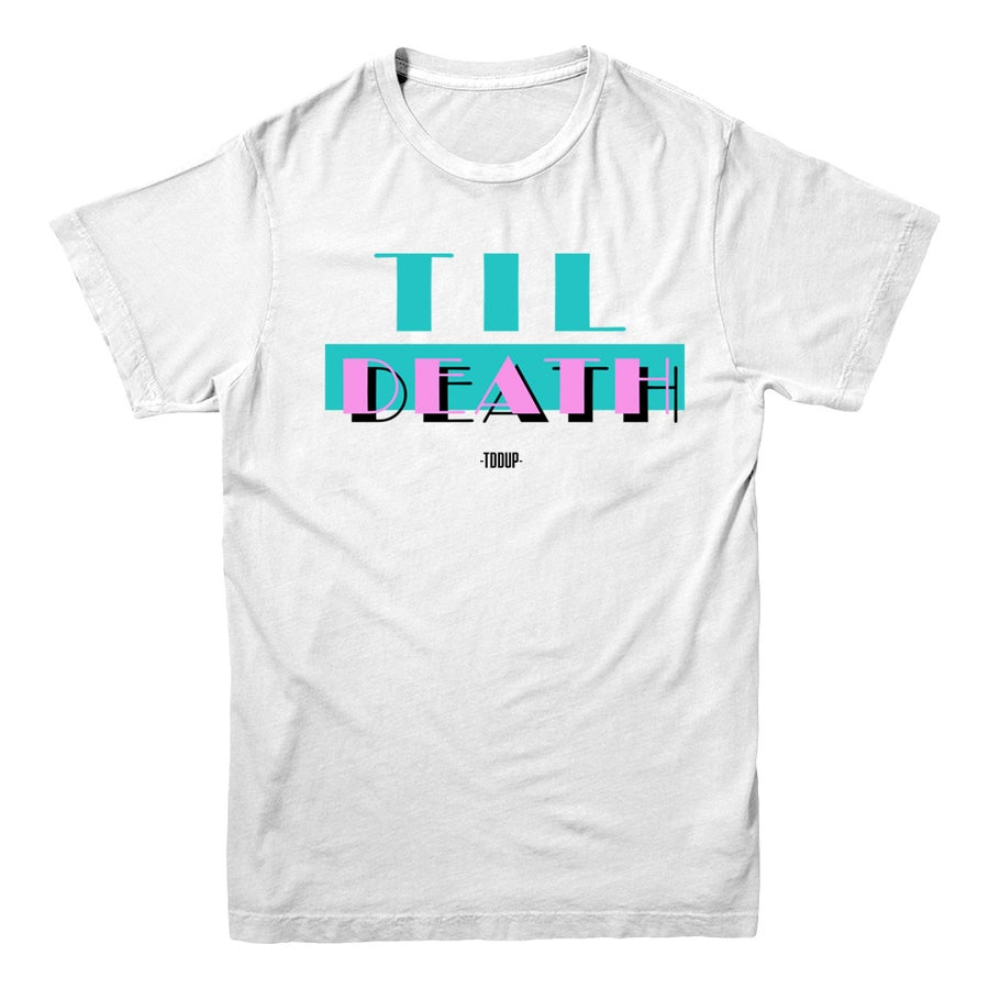 Image of Miami Vice Til Death Logo