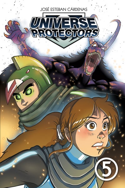 Image of Universe Protectors #5
