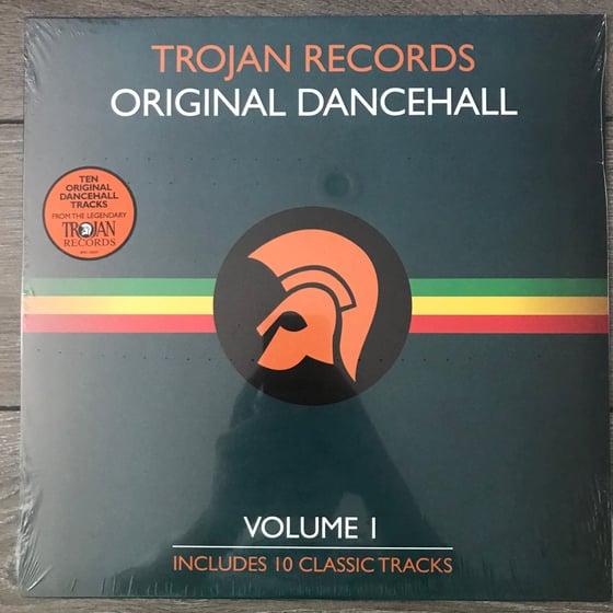 Image of Trojan Records - Original Dancehall Vol. 1 Vinyl LP