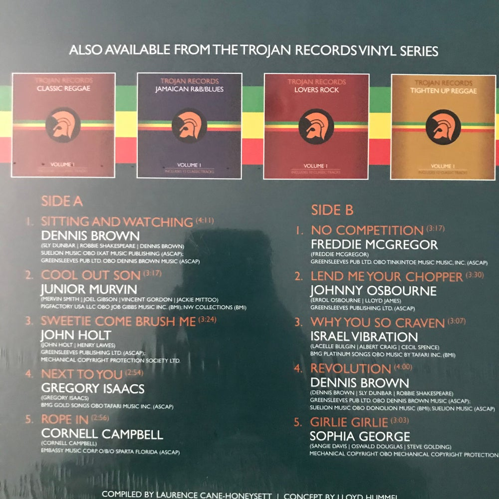 Image of Trojan Records - Original Dancehall Vol. 1 Vinyl LP