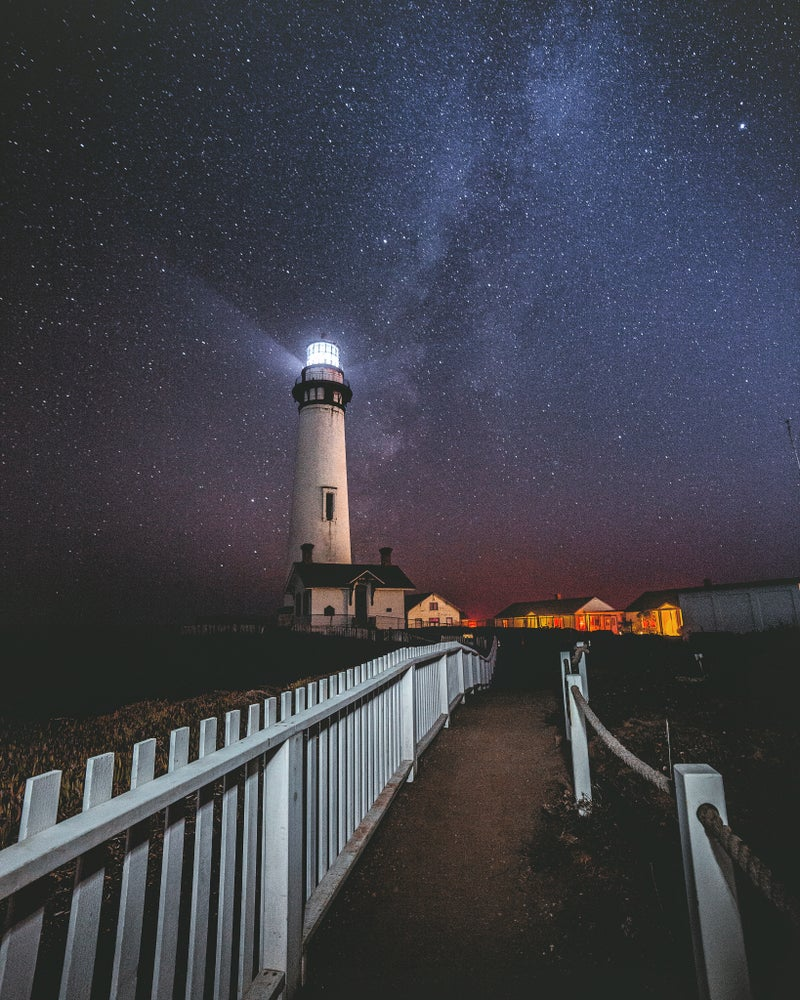 Image of Pigeon Point Lighthouse