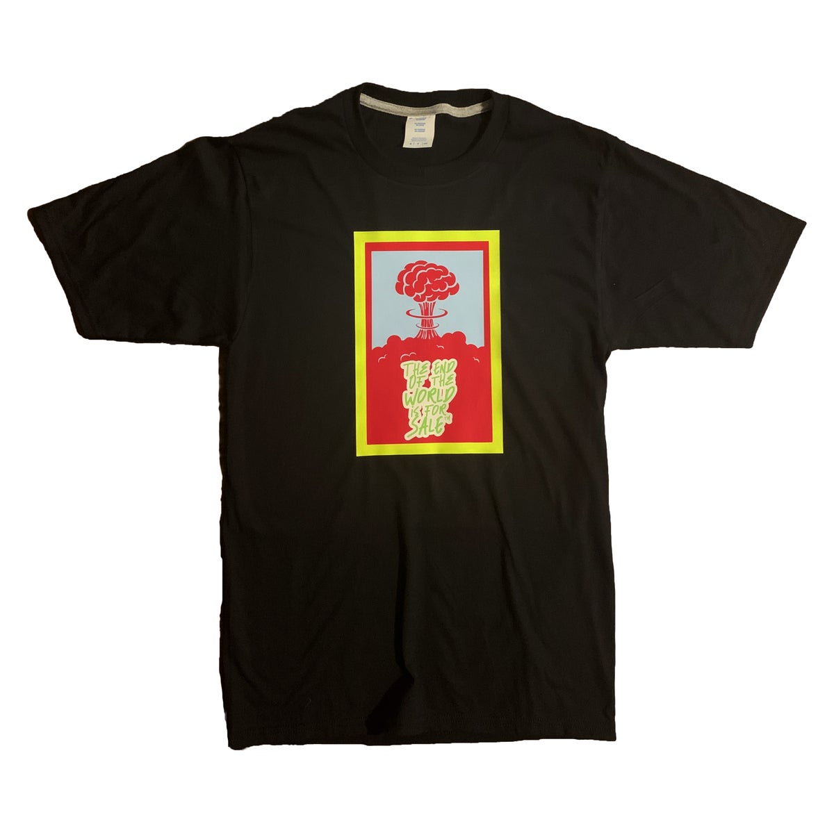 "Image of ""Brain Bomb"" Tee"