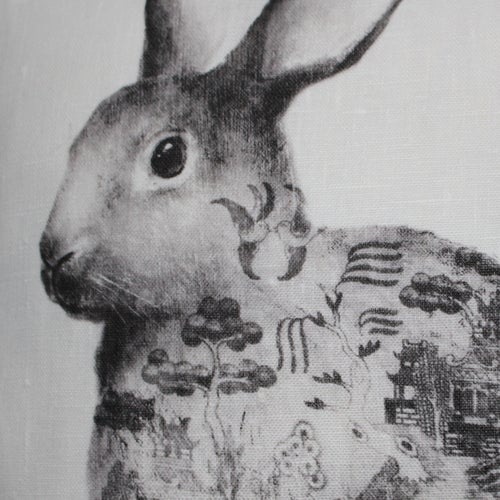 Image of Charcoal Willow Rabbit