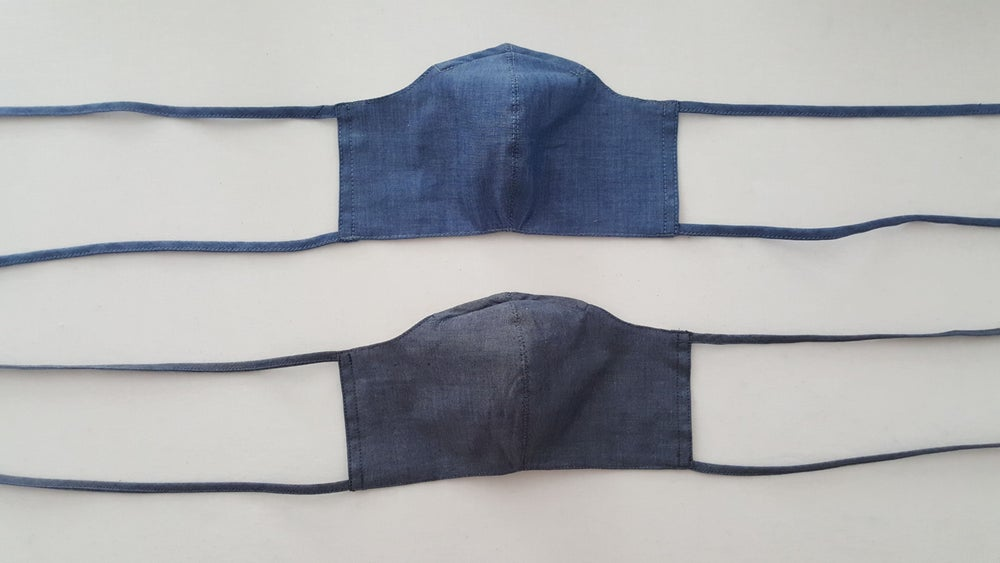 Image of Chambray masks