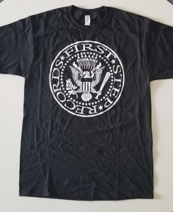 Image of First Step Records Ramones Tee
