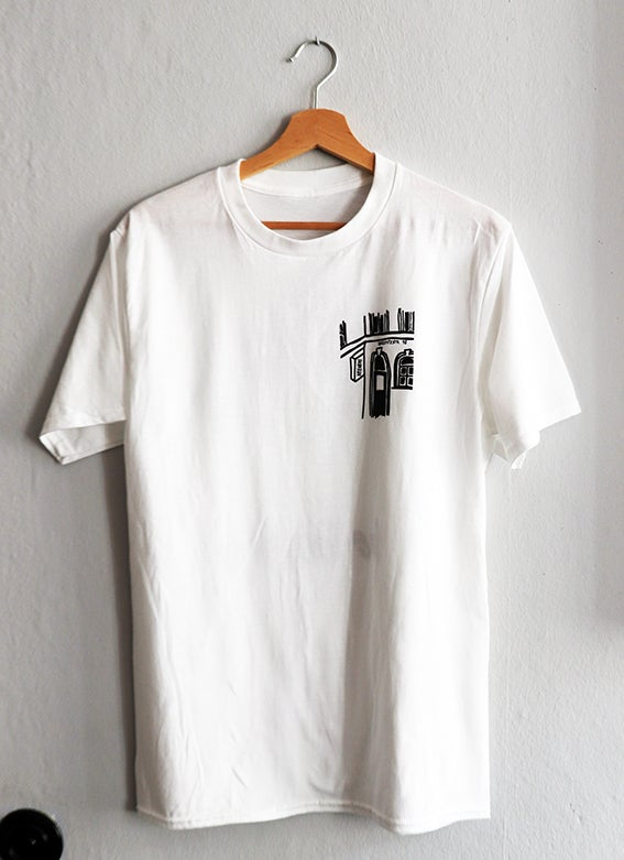 Image of SUPPORT YOUR LOCAL ATTENTAT T-Shirt by Julia Ertl
